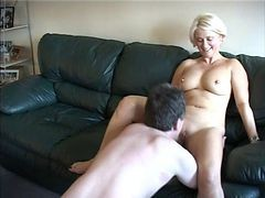British, Milf, Threesome