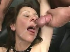 Fisting, Sperm, Mature