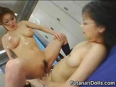 Asian, Futanari, Teen
