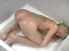 Amateur, British, Shower