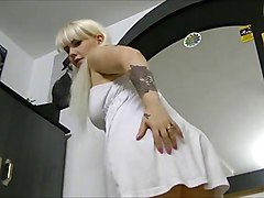 Amateur, Blonde, Farting