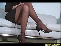 Office, Stockings