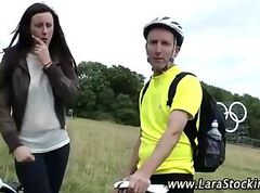 Amateur, British, Stockings