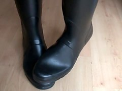 Boots, Fetish, Rubber