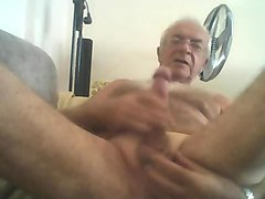 Grandpa, Masturbation, Jerking