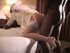 Bride, Cuckold, Wedding