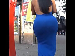 Latina, Ass, Dress