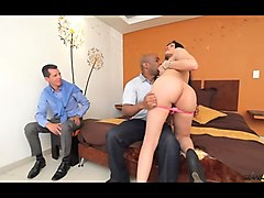 Cuckold, Shemale, Threesome