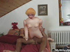 Rubber, Mom, Doll