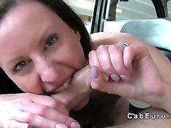 Amateur, British, Deepthroat