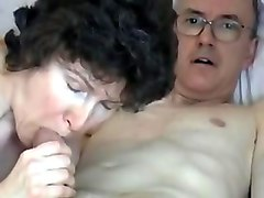 Grandpa, Swallow, Big Cock
