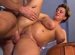 Bath, Milf, Fat