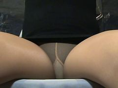 Panties, Crossdresser, Upskirt