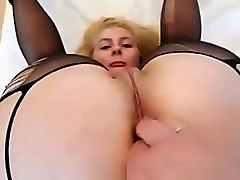 Anal, Blonde, Ass