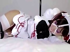 Bondage, Gagging, Maid
