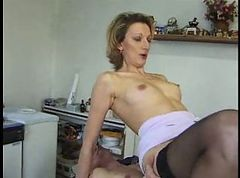 Anal, French, Milf