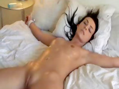 Beauty, Orgasm, Tied