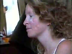 Amateur, Wife, Facial