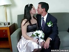 Blowjob, Wedding