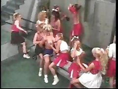 Orgy, Cheerleader