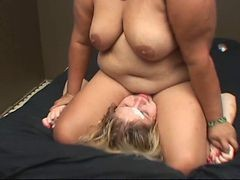 Facesitting, Bbw, Fat