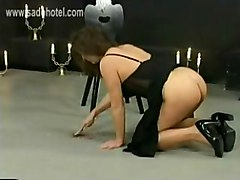 Slave, Ass, Tied
