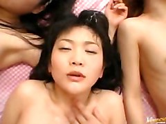 Asian, Bondage, Orgy