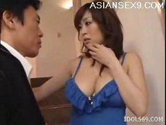 Asian, Japanese, Big Tits
